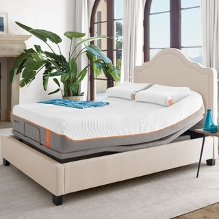 TEMPURContour Supreme 11.5-inch Twin XL-size Ergo Premier Adjusable Mattress Set