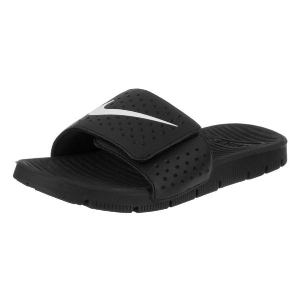 7d0c6ae0da608b Shop Nike Men s Flex Motion Slide Sandal - Free Shipping On Orders ...