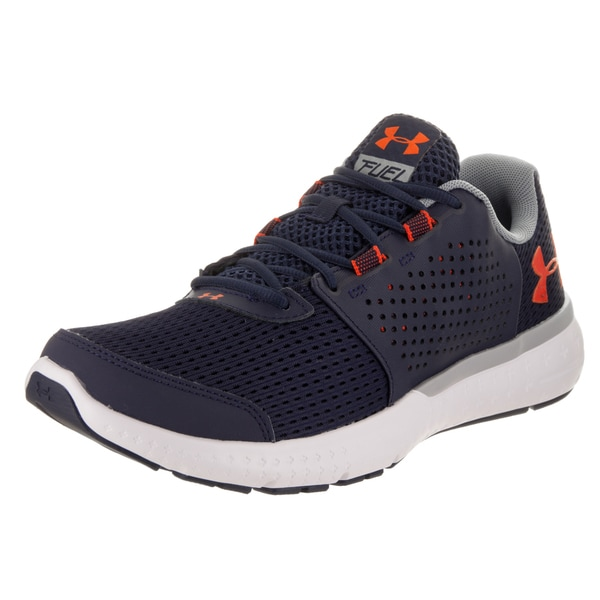 premium selection 60ea0 78f1f Shop Under Armour Men's Micro G Fuel Rn Running Shoe - Free ...