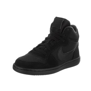 Nike Kids Court Borough Mid (PS) Basketball Shoe