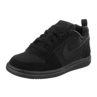 Nike Kids Court Borough Low (PS) Basketball Shoe