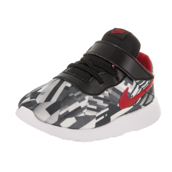 Nike Toddlers Tanjun Print (TDV) Running Shoe