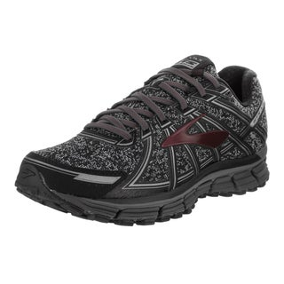 Brooks Men's Adrenaline GTS 17 Grey Mesh/Synthetic Running Shoes