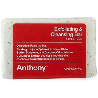 Anthony 7-ounce Exfoliating + Cleansing Bar