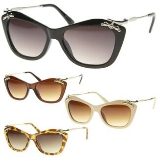Epic Eyewear Vintage Fashion Geometric Wired Frame Sunglasses S61NGW3167