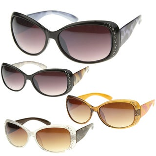 Epic Eyewear Vintage Fashion Butterfly Frame Rhinestone Sunglasses S61NGW3141