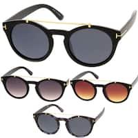Epic Eyewear Retro Fashion Cat Eye Double Bar  Women Sunglasses Model 61