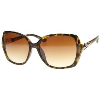 Epic Eyewear Vintage Fashion Rectangular Butterfly Frame Sunglasses S61NGSA38