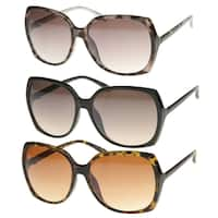 Epic Eyewear Simple Fashion Rectangular Butterfly Frame Sunglasses S61NGSA34