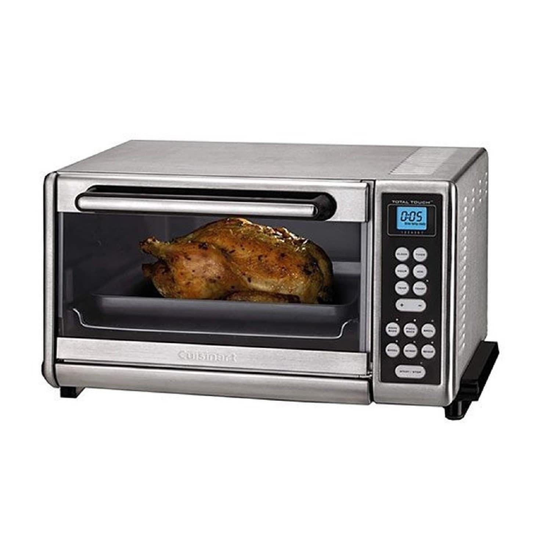 Cuisinart Cto-140pcfr Toaster Oven Broiler With Convectio...