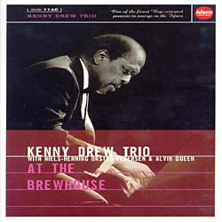 Kenny Drew - Kenny Drew At The Brewhouse (Not Rated)