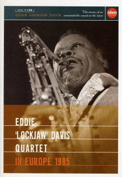 EDDIE DAVIS - In Europe 1985 (Not Rated)