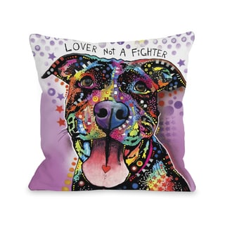 Ms. Understood with Text 16 or 18 Inch Throw Pillow by Dean Russo
