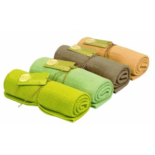 Knitted Kitchen Towels (Set Of 4)