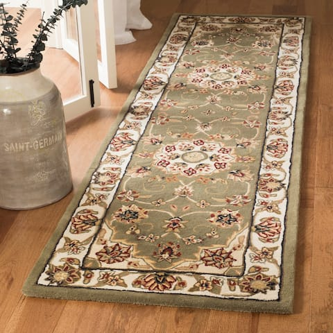 Safavieh Handmade Traditions Katre Traditional Oriental Wool Rug