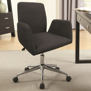Decorative Design Dark Grey Adjustable Executive Swivel Office Chair