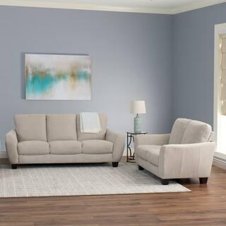 CorLiving Jazz 2pc Chenille Fabric Sofa Set|https://ak1.ostkcdn.com/images/products/16899471/P23193092.jpg?impolicy=medium