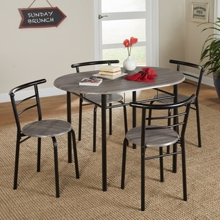 Simple Living  5-Piece Mia Bistro Set