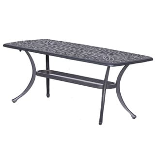 Havenside Home Saybrook Cast Aluminum Coffee Table