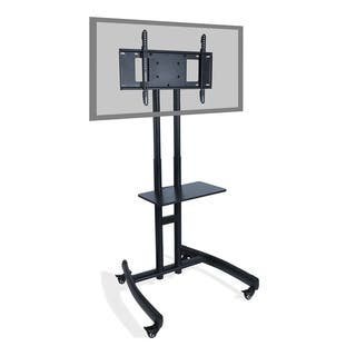 """TV Cart with Stand Mount for 32"""" - 70"""" Flat Screens up to 100 lbs. https://ak1.ostkcdn.com/images/products/16899844/P23193407.jpg?impolicy=medium"""