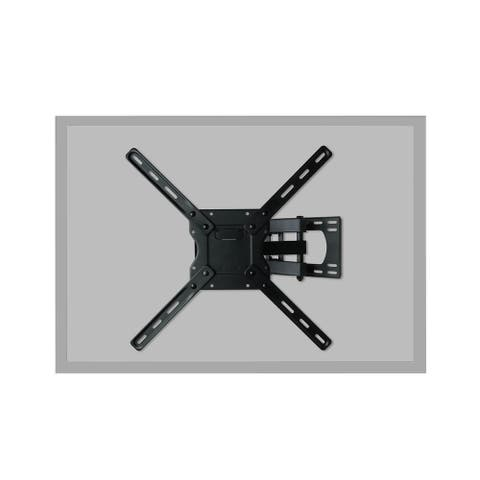 Full Motion TV Wall Mount with HDMI Cable for 32 -80 TV's up to 150 lbs