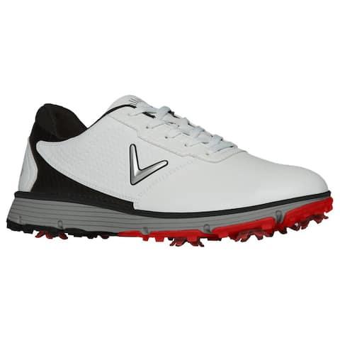 Callaway Balboa TRX Golf Shoes White/Black