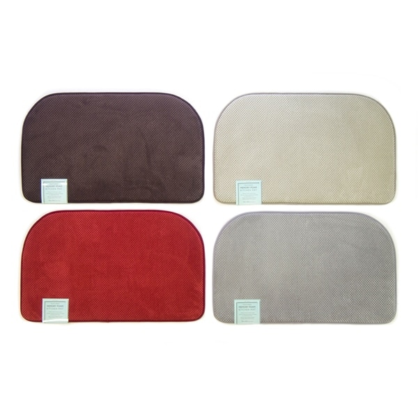 Talia Collection Premium Memory Foam Anti-Fatigue Comfort Mat