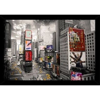 New York Times Square With Choice of Frame (24x36)