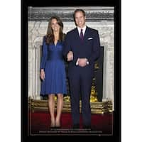 Royal Engagement With Choice of Frame (24x36)