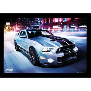 Ford Shelby GT500 2014 With Choice of Frame (24x36)