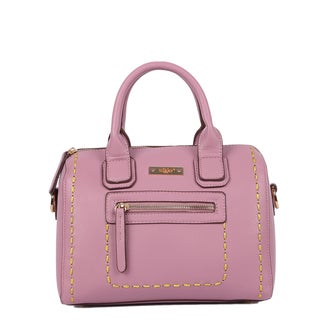 Nikky ZIzi Mini Pink Boston Bag