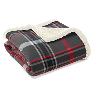 Eddie Bauer Winslow Fleece Throw