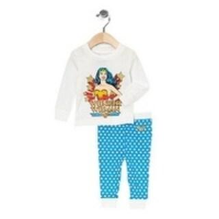 Wonder Woman tight fit pajama