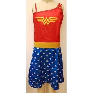 Wonder Woman Fantasy night Gown