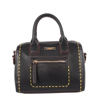 Nikky Zizi Black Mini Boston Bag