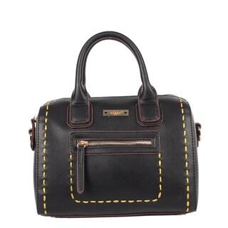 Nikky Zizi Black Mini Boston Bag