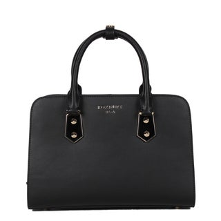 Roxbury Logan Black Satchel Bag