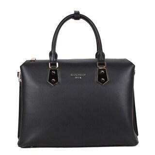 Roxbury Logan Black Tote Bag