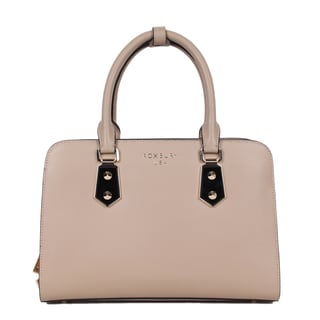 Roxbury Logan Beige Satchel Bag
