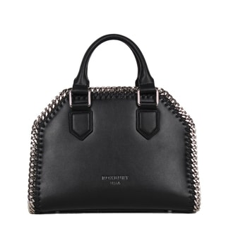 Roxbury Alzbeta Black Top Handle Shoulder Bag