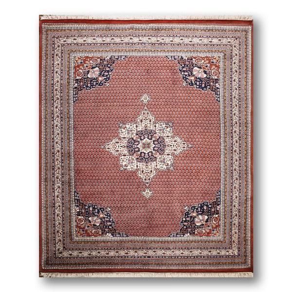 Bidjar Oriental Persian Multicolored Hand-knotted Area Rug (8' x 10') - multi
