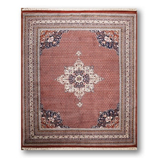 Bidjar Oriental Persian Multicolored Hand-knotted Area Rug (8' x 10')