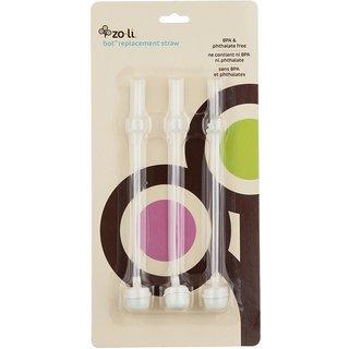 ZoLi BOT 3-piece Straw Replacement Kit