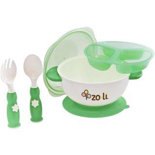 ZoLi STUCK Suction Feeding Bowl Kit