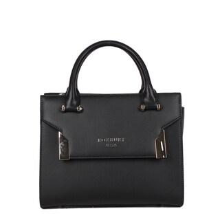 Roxbury Lilou Black Satchel Bag