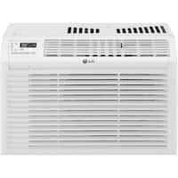 LG LW6017R 6,000 BTU Window Air Conditioner (Refurbished) - White