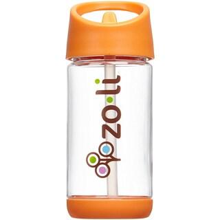 ZoLi SQUEAK Straw 12-ounce Water Bottle