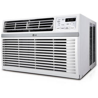 LG LW8016ER 8,000 BTU Window Air Conditioner (Refurbished) - White