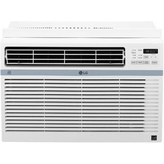 LG LW8017ERSM 8,000 BTU Window Air Conditioner (Refurbished) - White