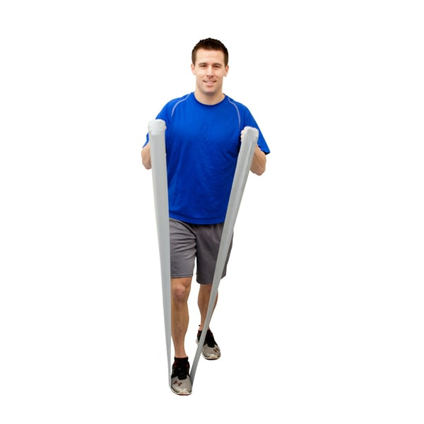 Val-u-Band® Exercise Band - Low Powder - 50 yard roll